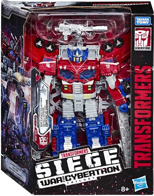 Wholesalers of Transformers Generations Wfc Leader Optimus Prime toys