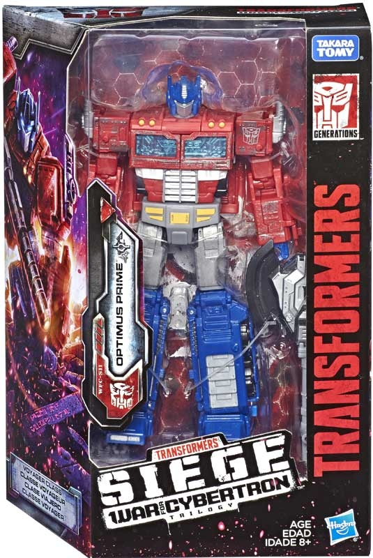 Wholesalers of Transformers Generations Wfc Voyager Optimus Prime toys