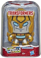 Wholesalers of Transformers Mighty Muggs Bumblebee toys image