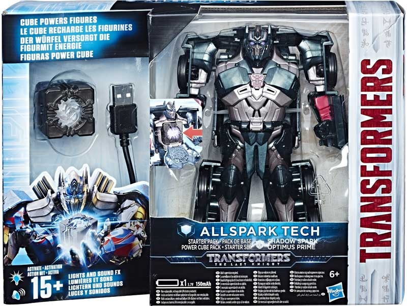 Wholesalers of Transformers Mv5 Power Cube Starter Kit toys