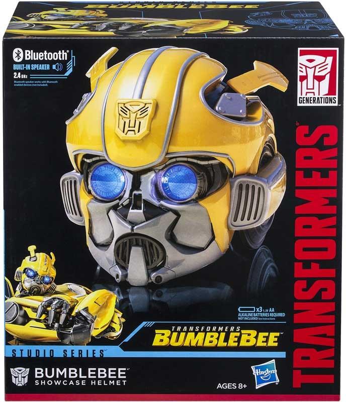 Wholesalers of Transformers Mv6 Showcase Helmet toys