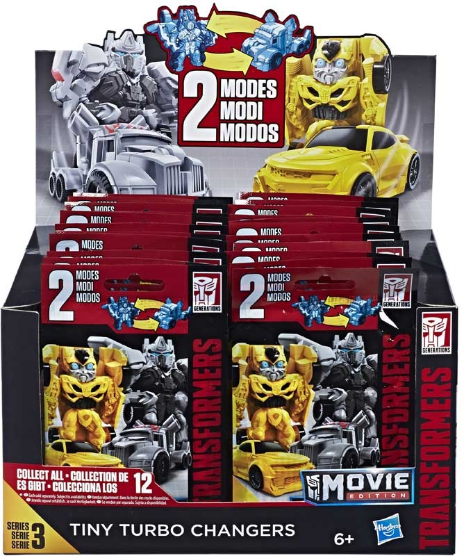Wholesalers of Transformers Mv6 Tiny Turbo Changers toys