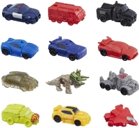 Wholesalers of Transformers Mv6 Tiny Turbo Changers toys image 3