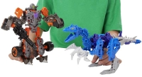 Wholesalers of Transformers Mve 4 Construct A Bots Dinobot Warriors toys image 3