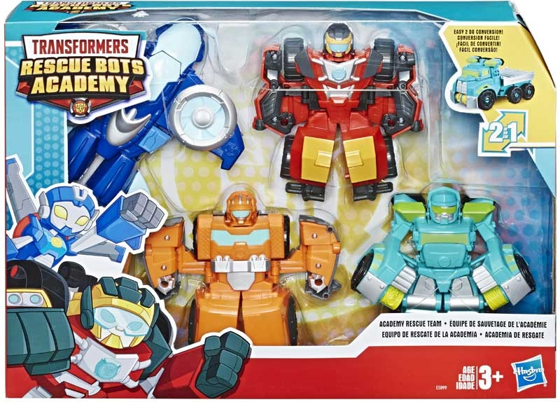 Wholesalers of Transformers Rbt Academy Team Pack toys