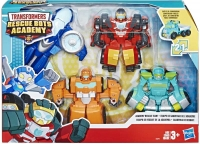 Wholesalers of Transformers Rbt Academy Team Pack toys image