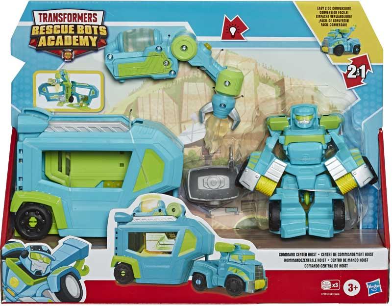 Wholesalers of Transformers Rbt Hoist Rescue Trailer toys