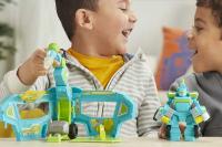 Wholesalers of Transformers Rbt Hoist Rescue Trailer toys image 4