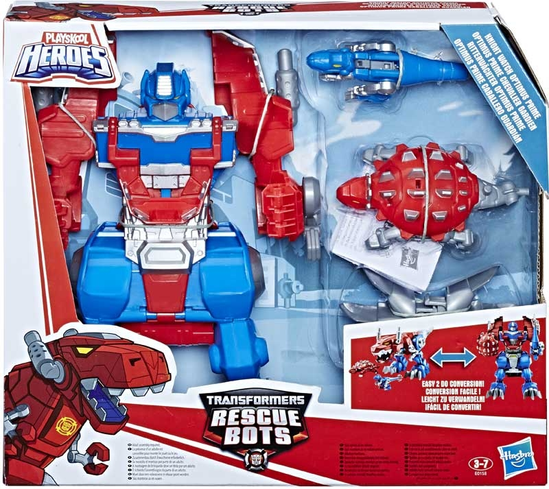 Wholesalers of Transformers Rbt Knight Watch Optimus Prime toys