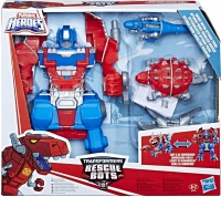 Wholesalers of Transformers Rbt Knight Watch Optimus Prime toys image