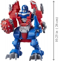 Wholesalers of Transformers Rbt Knight Watch Optimus Prime toys image 6