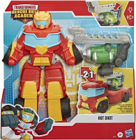 Wholesalers of Transformers Rbt Rescue Power Hot Shot toys image