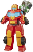 Wholesalers of Transformers Rbt Rescue Power Hot Shot toys image 2