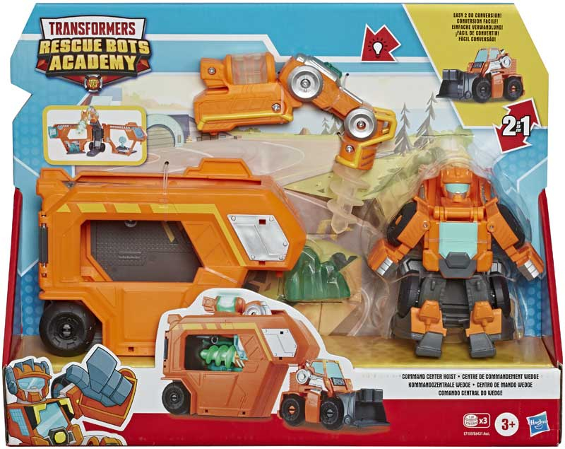 Wholesalers of Transformers Rbt Rescue Trailer Asst toys