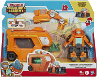 Wholesalers of Transformers Rbt Rescue Trailer Asst toys image