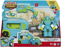 Wholesalers of Transformers Rbt Rescue Trailer Asst toys image 2