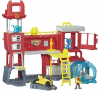 Wholesalers of Transformers Rescue Bot Headquarters toys image 2