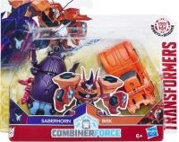 Wholesalers of Transformers Rid Crash Combiner Bisk & Saberhorn toys Tmb