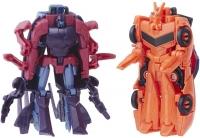 Wholesalers of Transformers Rid Crash Combiner Bisk & Saberhorn toys image 2
