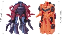Wholesalers of Transformers Rid Crash Combiner Bisk & Saberhorn toys image 6