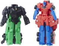 Wholesalers of Transformers Rid Crash Combiner Optimus Prime & Grimlock toys image 2