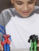 Wholesalers of Transformers Rid Crash Combiner Optimus Prime & Grimlock toys image 4