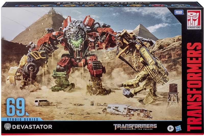 Wholesalers of Transformers Studio Series Devastator Pk toys
