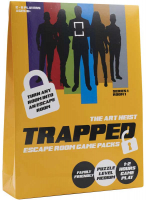 Wholesalers of Trapped Escape Room Game Art Heist toys image