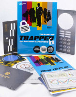 Wholesalers of Trapped Escape Room Game Bank Job toys image 2