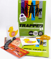 Wholesalers of Trapped Escape Room Game Carnival toys image 6