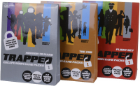 Wholesalers of Trapped Escape Room Game Packs Asstd toys image