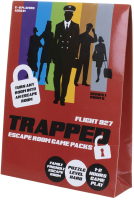 Wholesalers of Trapped Escape Room Game Packs Flight 937 toys Tmb