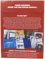 Wholesalers of Trapped Escape Room Game Packs Flight 937 toys image 2