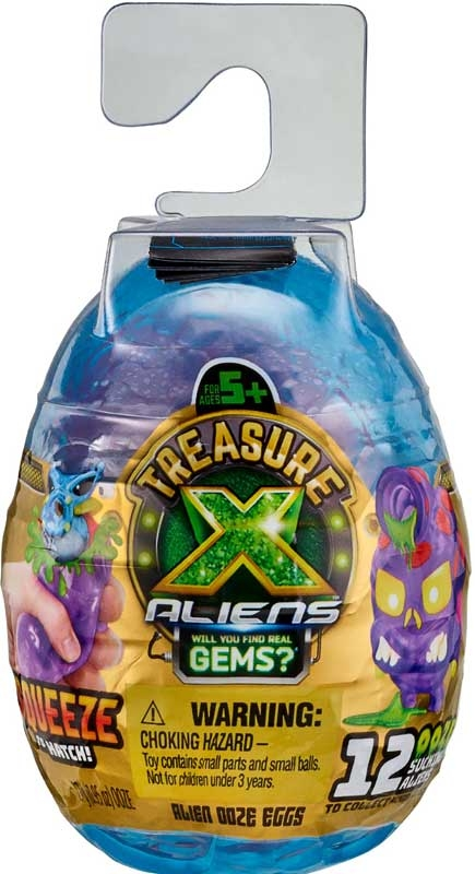 Wholesalers of Treasure X Aliens - Alien Ooze Eggs Single Pack toys