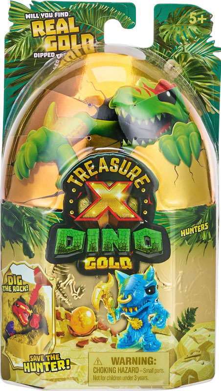 Wholesalers of Treasure X Dino Gold Hunters toys