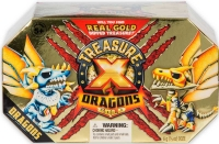 Wholesalers of Treasure X Dragon Gold - Dragons Pack toys image