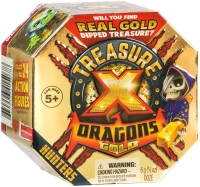 Wholesalers of Treasure X Dragons Gold - Hunters Pack toys image