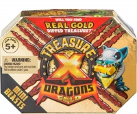 Wholesalers of Treasure X Dragons Gold - Mini Beasts Pack toys image