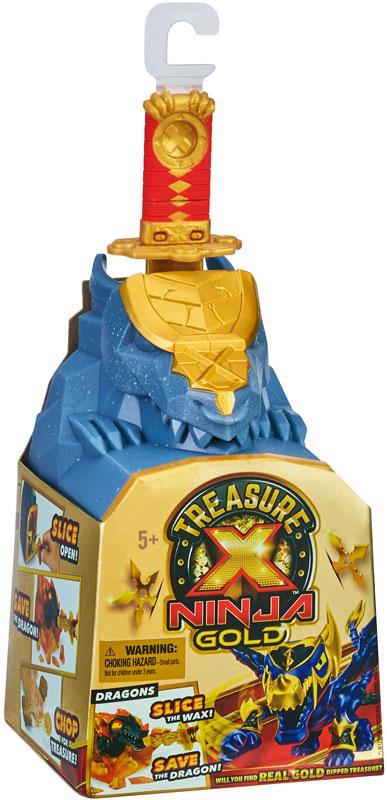 Wholesalers of Treasure X Ninja Gold Dragons Single Pack toys