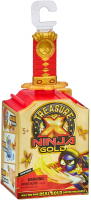 Wholesalers of Treasure X Ninja Gold Hunters Single Pack Asst toys Tmb