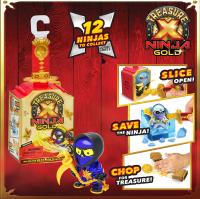 Wholesalers of Treasure X Ninja Gold Hunters Single Pack Asst toys image 4
