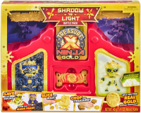 Wholesalers of Treasure X Ninja Gold Shadow Vs Light Battle Pack toys image