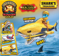 Wholesalers of Treasure X Sunken Gold Sharks Treasure toys image 4