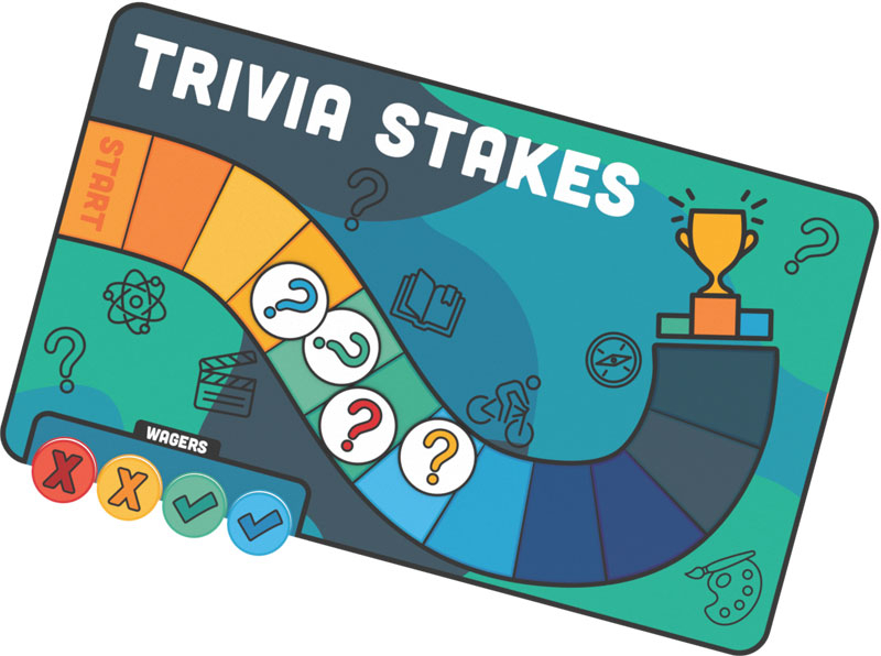 Wholesalers of Trivia Stakes toys