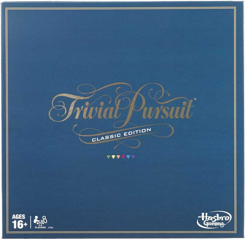 Wholesalers of Trivial Pursuit Classic toys