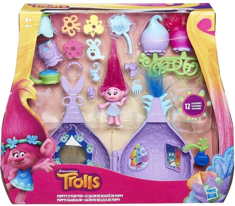 Wholesalers of Trolls - Poppys Stylin Pod toys
