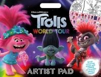 Wholesalers of Trolls 2 Artist Pad toys image