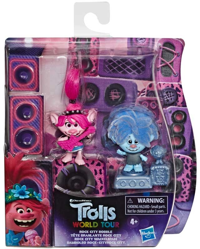 Wholesalers of Trolls Bobble Ast toys