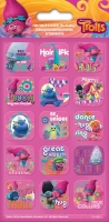 Wholesalers of Trolls Captions Stickers toys image