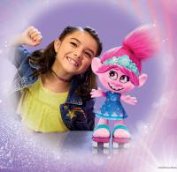 Wholesalers of Trolls Dancing Hair Poppy toys image 2